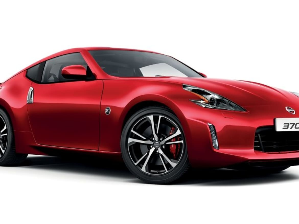 Yeomans Nissan 370z From 229 Per Month 0 Apr Representative