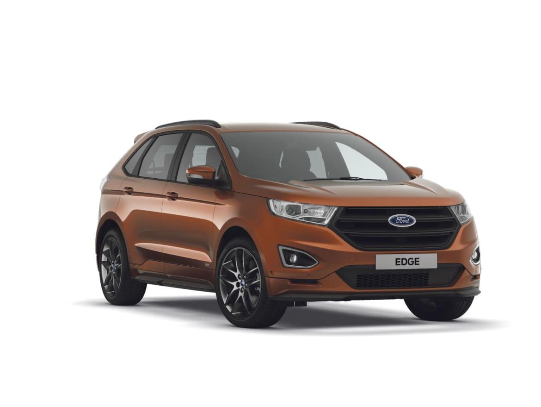 New ford edge sport deals furrows ford shropshire