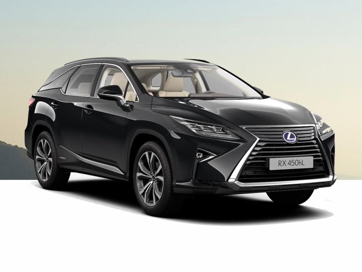 Lexus finance offers