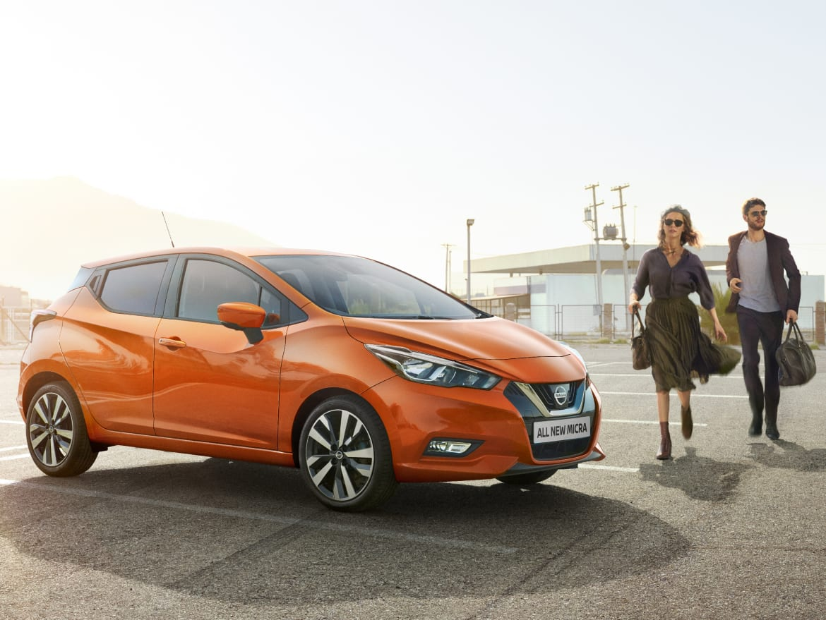 All New Nissan Micra 3 2 1 Go Chorley Group Central Locking Wiring Diagram Annual Mileage 8000