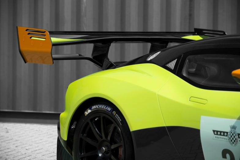 Aston Martin Vulcan Amr Pro Announced