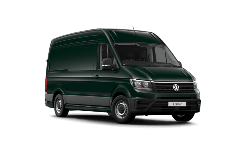 609c08fda2 Commercial Volkswagen Crafter Panel and Chassis Cab
