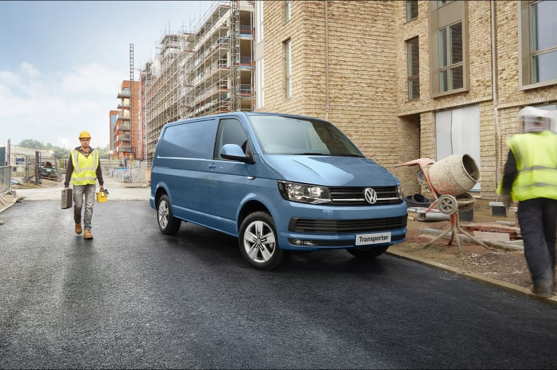 VW Transporter Lease & Transporter Deals On New & Used Vans
