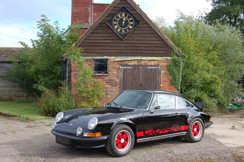 Porsche 911 2 7 Rs Touring For Sale