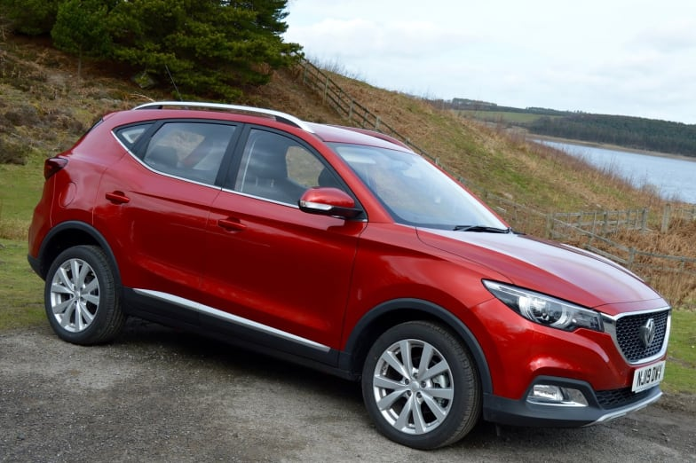 Uk Top 10 Blogger Reviews The New Mg Zs South Shields