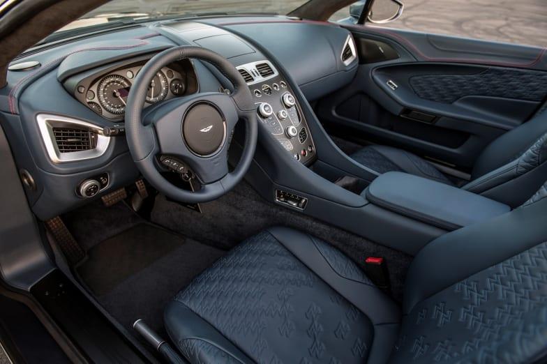 Two New Vanquish Zagato Models Unveiled