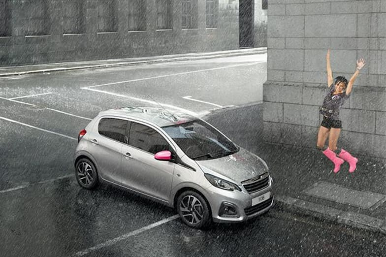 New Peugeot 108 | Warners Peugeot | Gloucestershire
