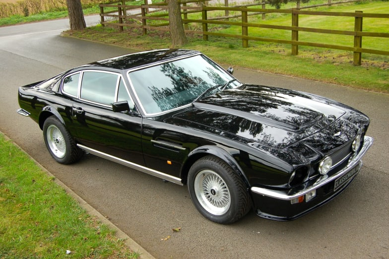 Aston Martin V8 Vantage Coupe X Pack Lhd