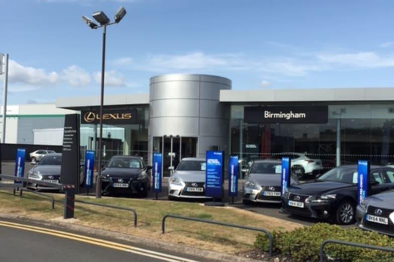 Lexus Of Birmingham >> Contact Us In Birmingham Vantage Lexus