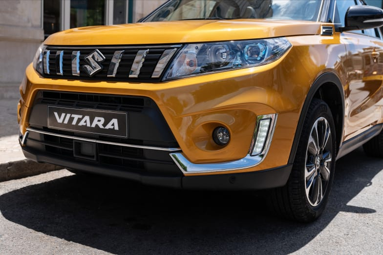 Suzuki Vitara 1 4 Boosterjet SZ-T PCP Offer