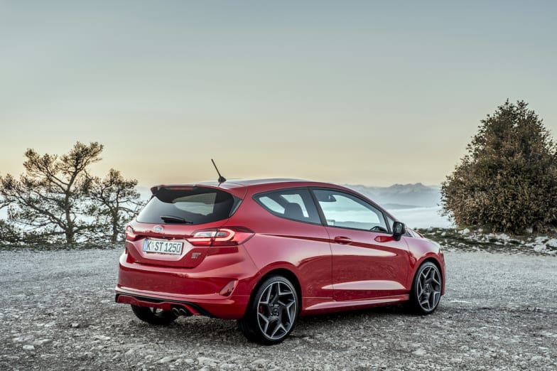 The All-New Ford Fiesta ST in Leicestershire | Paynes of