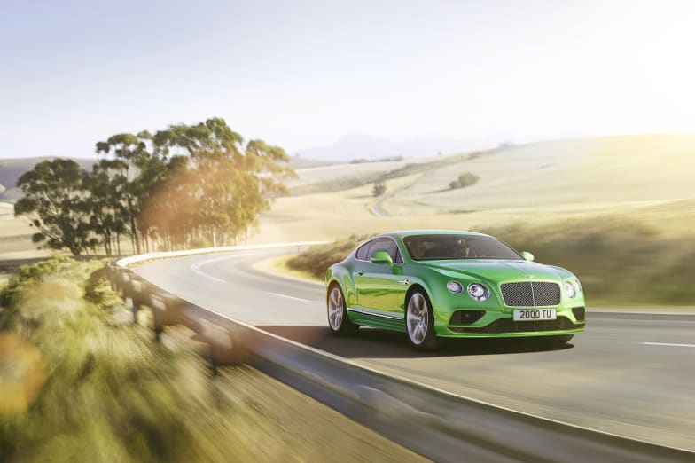 Bentley Leicester Bluetooth Guide | Sytner Bentley