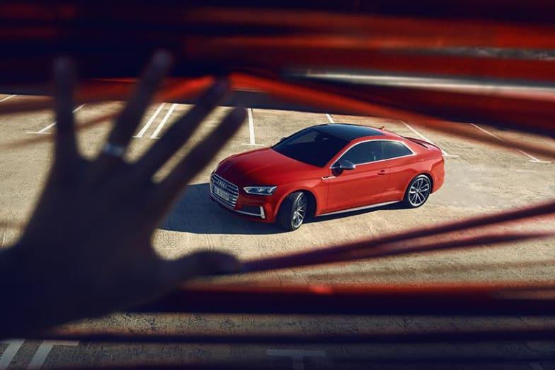 Audi on demand | Marshall Audi