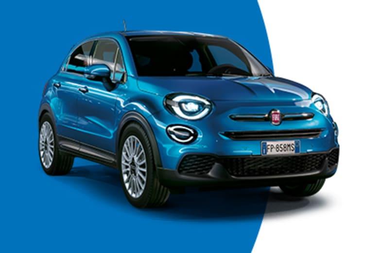 New Fiat 500X   Business Offers   Snows Fiat