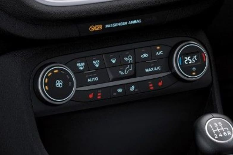 Ford Fiesta Sport Van | Bridgend Ford
