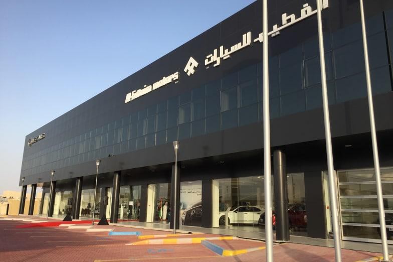 Al-Futtaim UAE Launch The First 3S Lexus Facility | Lexus