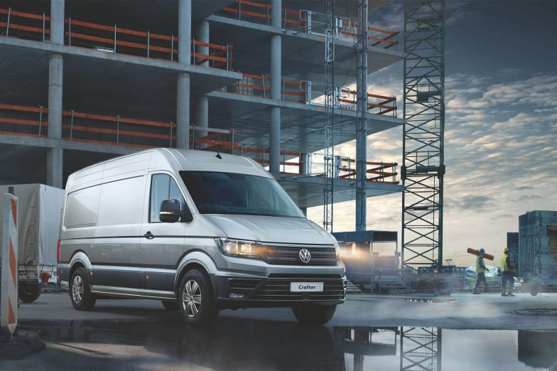 d2db4b1698 Volkswagen Crafter available with £6