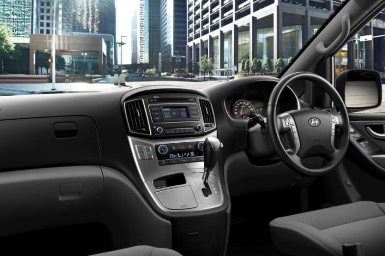 H1 9 Seater | North West | 4Wheels Motor Group Hyundai