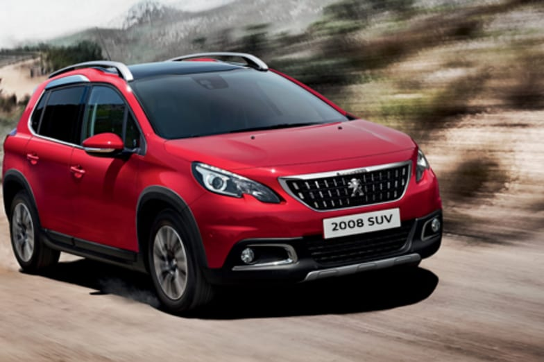 Peugeot 2008 SUV | Macclesfield, Cheshire | JJ Cookson Ltd
