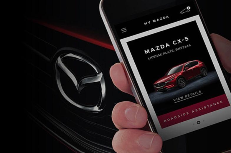 My Mazda App >> My Mazda App Colchester Essex Underwoods Mazda