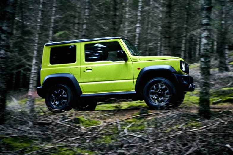 Suzuki Jimny place your order today!