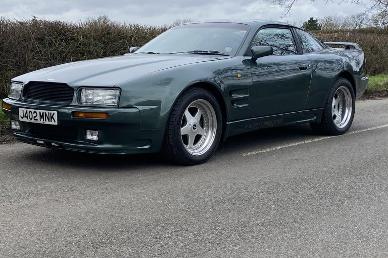 Aston Martin Virage 6 3 Coupe And Volante