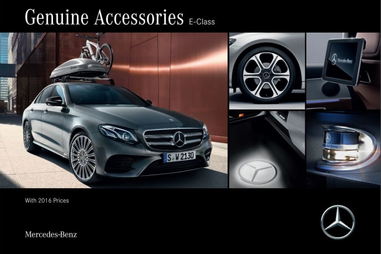 Mercedes Benz Accessories >> Genuine Mercedes Benz Accessories Marshall Mercedes Benz