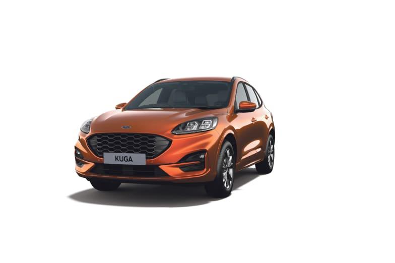 New All New Ford Kuga Motability Offer Vospers Motability