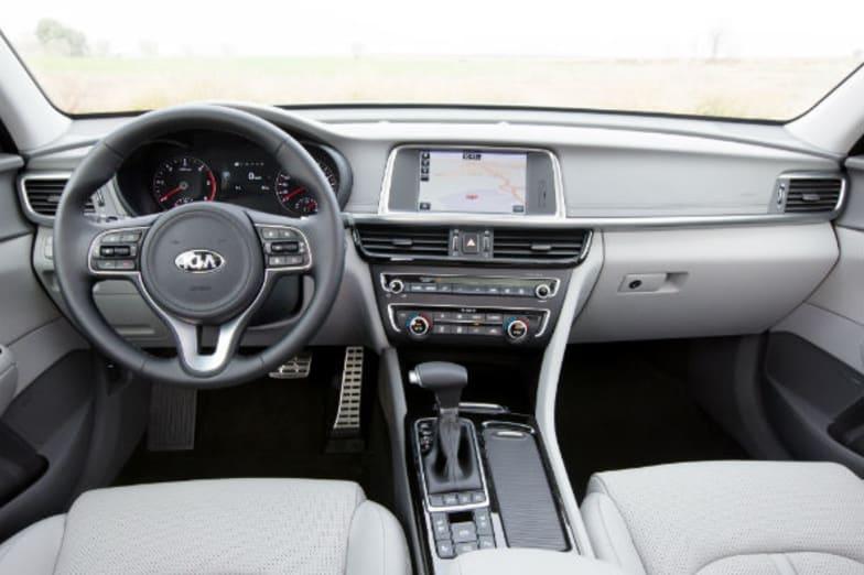 Space For The All New Kia Optima Sportswagon Making Its Global