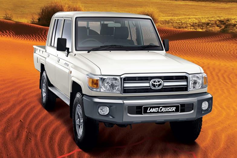 Land Cruiser 76 | Namibia | Indongo Toyota