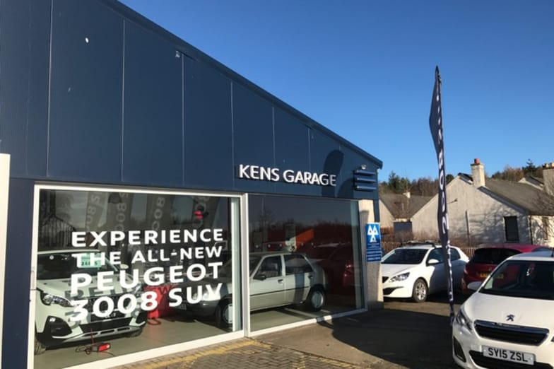 Peugeot Rentals Moray Ross Shire Bannerman Group Peugeot