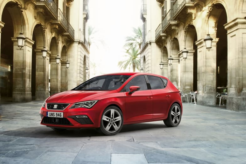 Masywnie The SEAT Leon range is available on finance at JCB & Euro SEAT XL02
