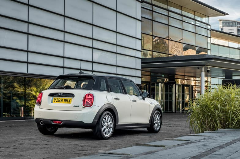 MINI Hatch Business Offer | Manchester, TraffordCity