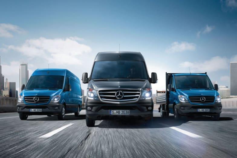 6861b070b3 Our specialist Mercedes-Benz Vans fleet understand the complexities of  running a modern-day business