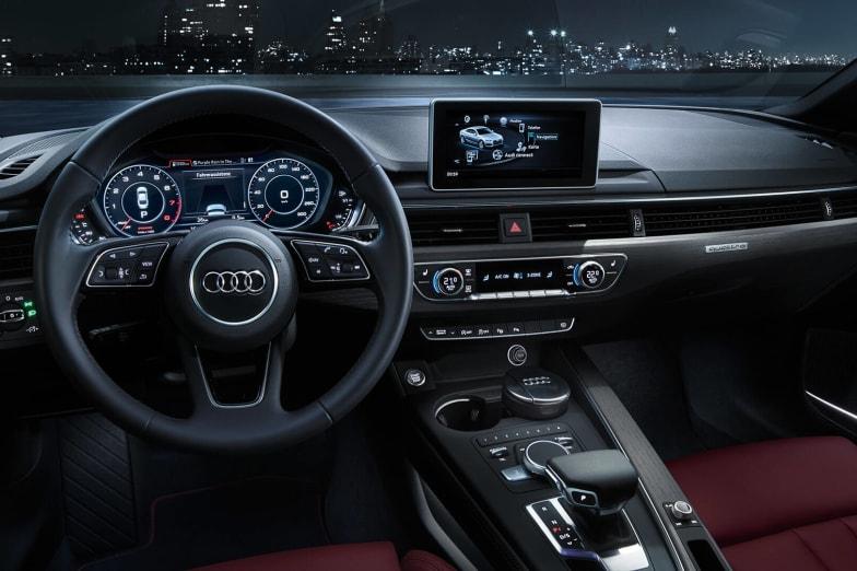 New Audi A5 Coupé | Offers From €55,350 | Audi A5 Coupé