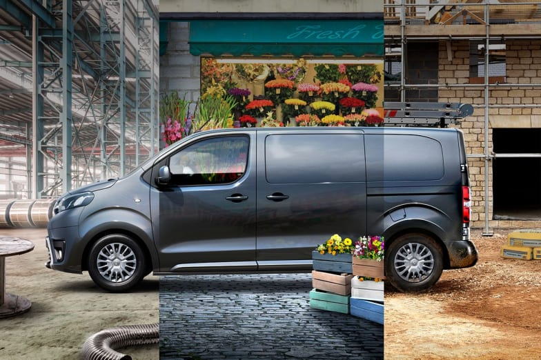 6a63594884 New Toyota PROACE