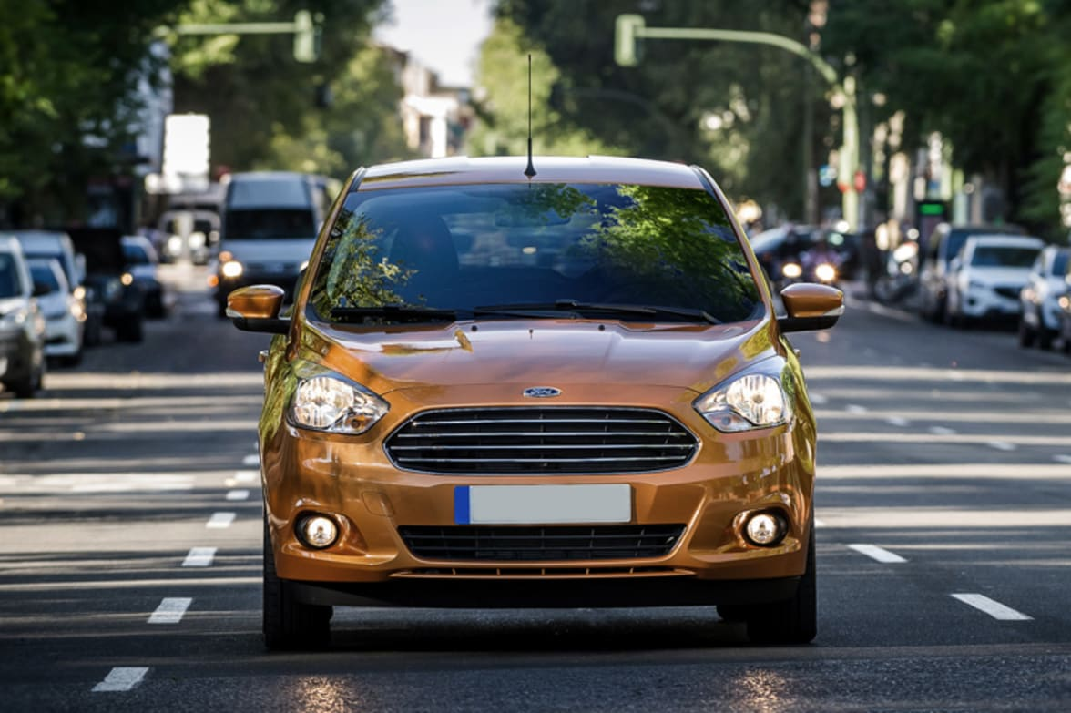 Ford Ka Front View