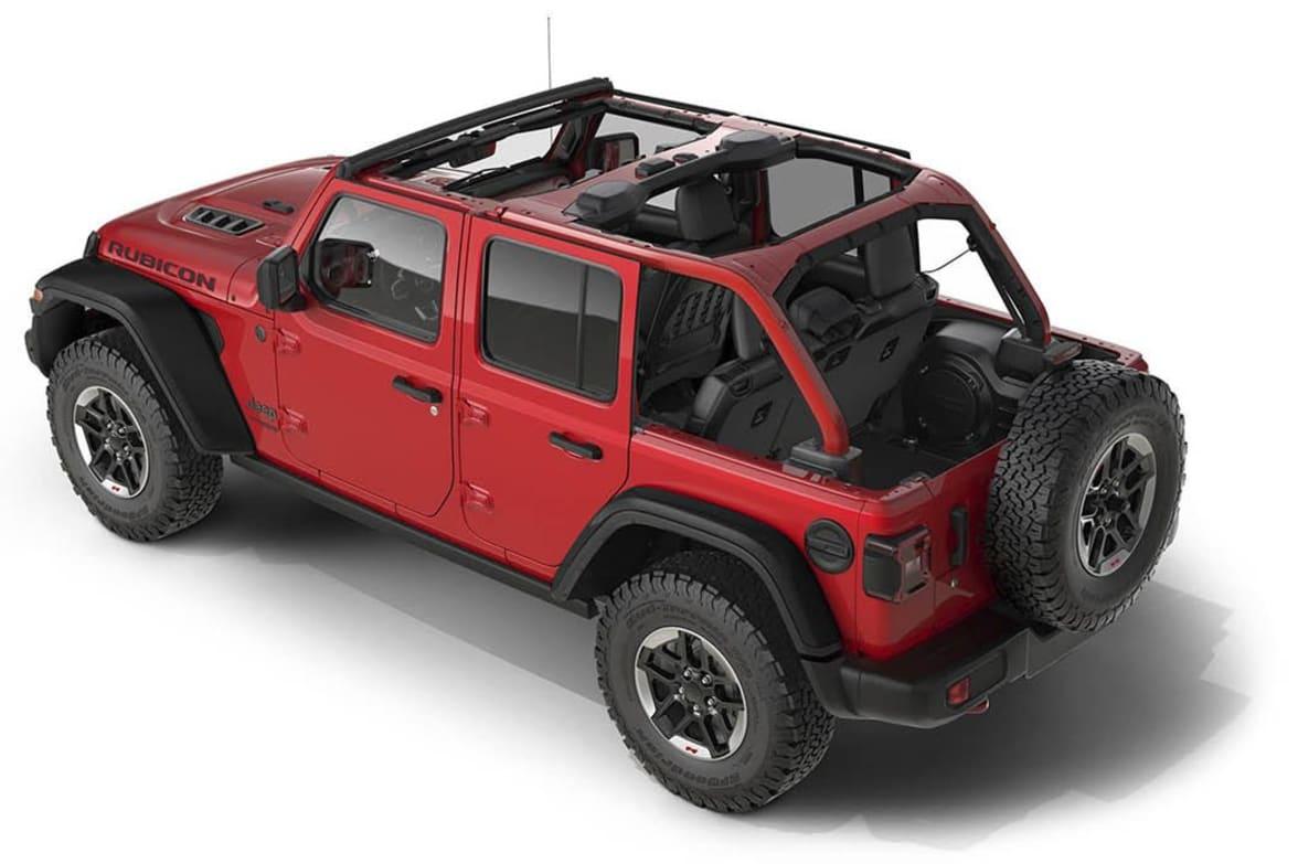 New Jeep Wrangler 2 Door Christchurch Westover Jeep