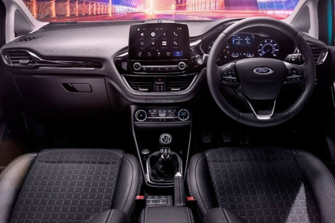All New Ford Fiesta Isle Of Man Ocean Security Systems Your Safety And A Priority