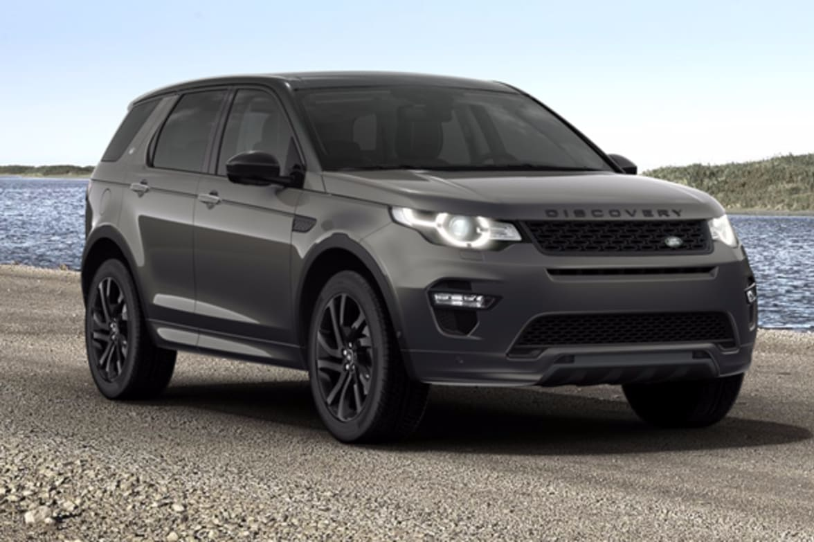 Discovery Sport Hse Black From 399 Per Month Vat On Land Rover