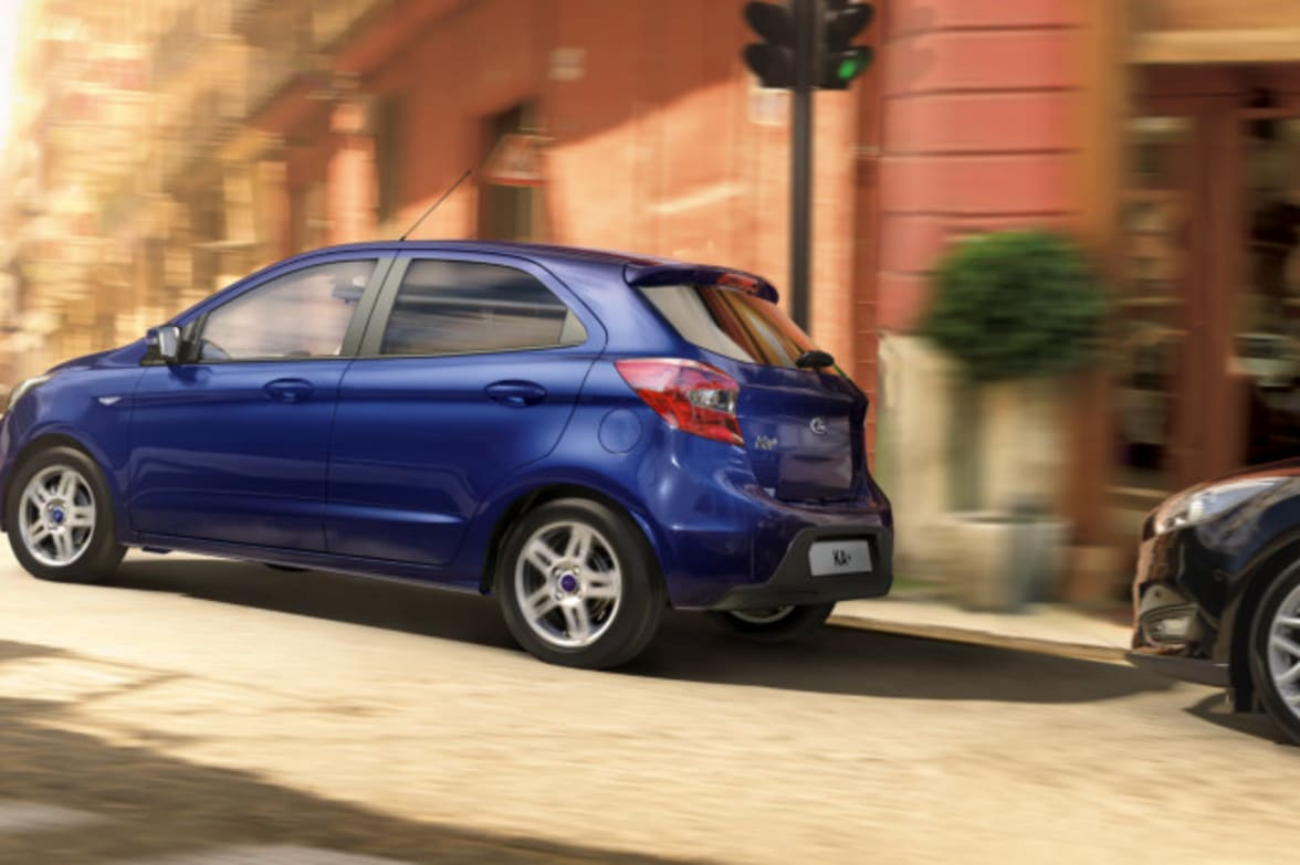 Easy Parking In Tight Spaces Ka Is Compact And Agile Enough To Fit Into Tight City Parking Spots With Optional Rear Parking Sensors You Can Park With