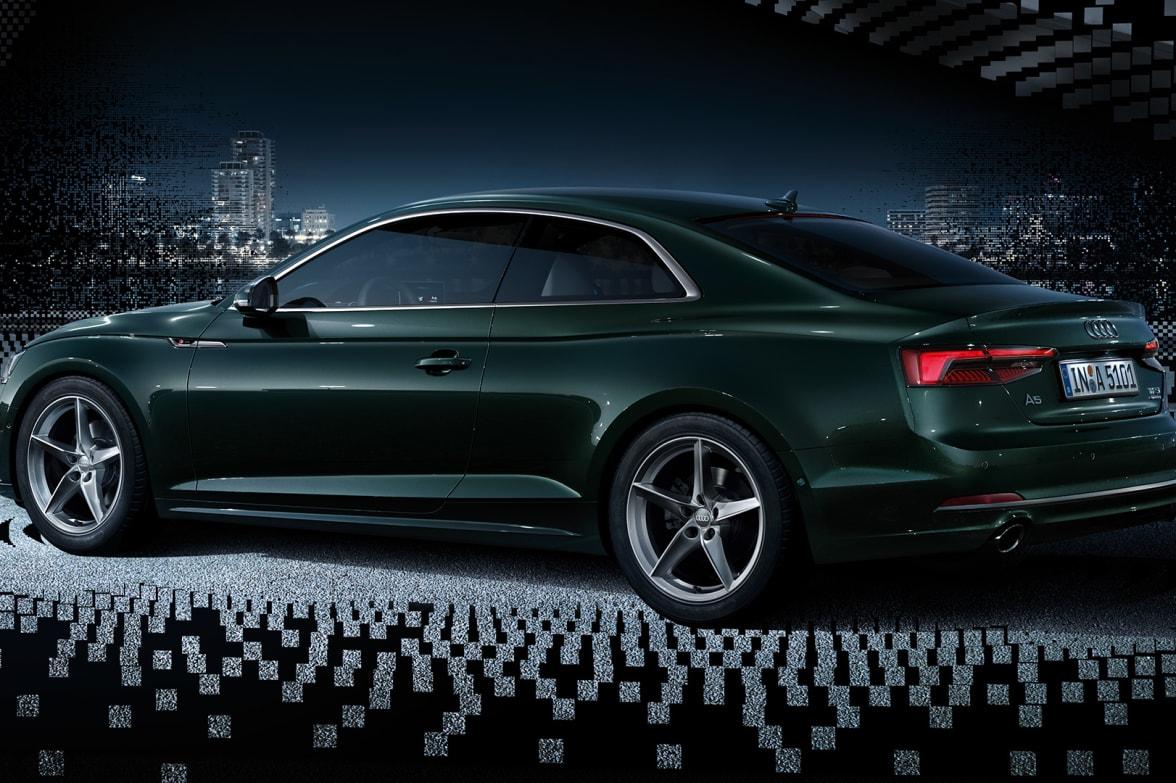 New Audi A Coupé Offers From Audi A Coupé Dealer - Audi a5 coupe