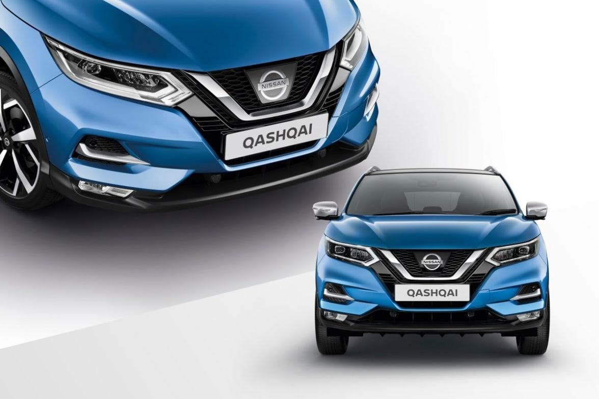 New Nissan Qashqai Northern Ireland Charles Hurst
