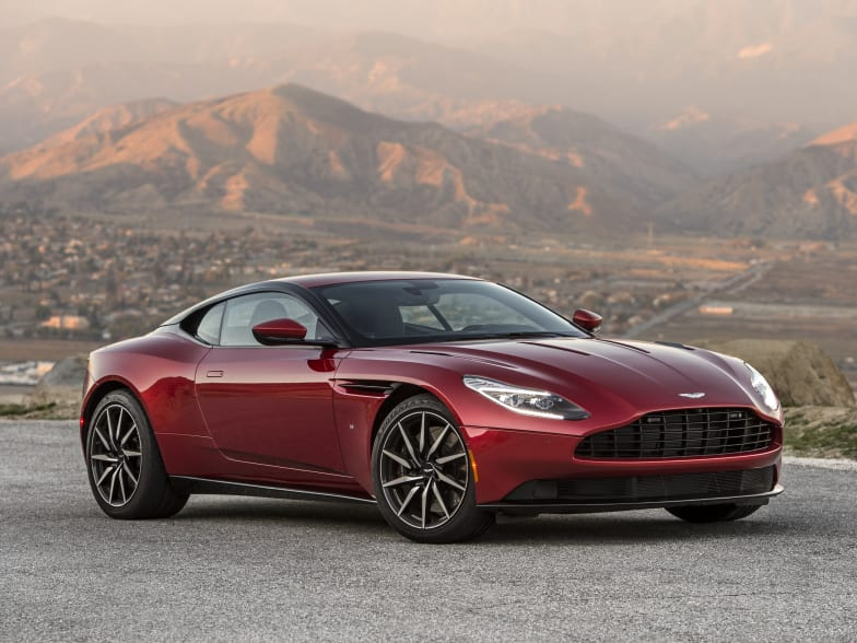 Pre Owned By Aston Martin
