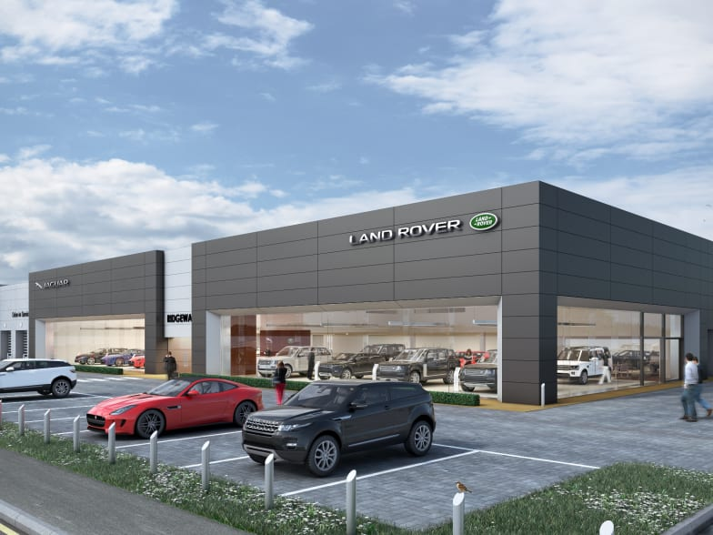 marshall jaguar oxford and marshall land rover oxford | now open