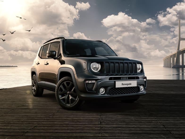 New Jeep Renegade >> New Jeep Renegade Night Eagle