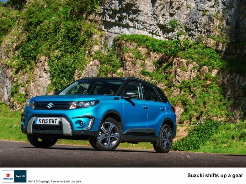 Suzuki Vitara gets new transmission | Glyn Hopkin Ltd