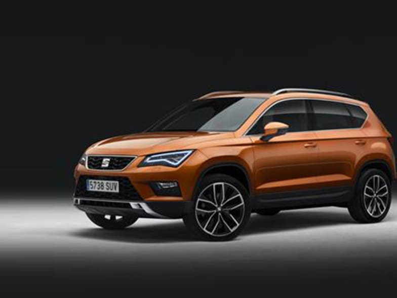 the new seat ateca- style, dynamics, and utility for urban adventure
