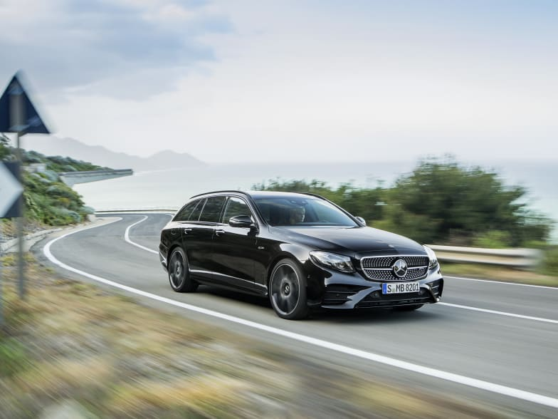 The Mercedes-Benz E-Class Estate and GLC Coupe are to be