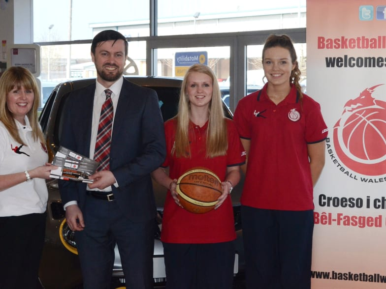 f0fccb4e Welsh girls' basketball teams | Cardiff & South Wales | Wessex Garages